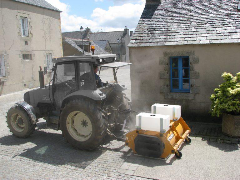 Agri'Clean Kehrmaschine