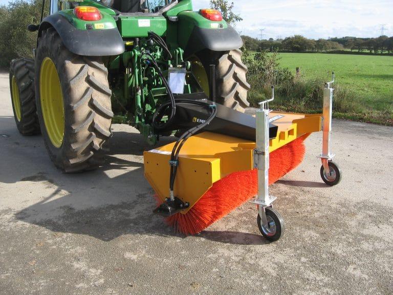 Agri'Sweep Kehrmaschine