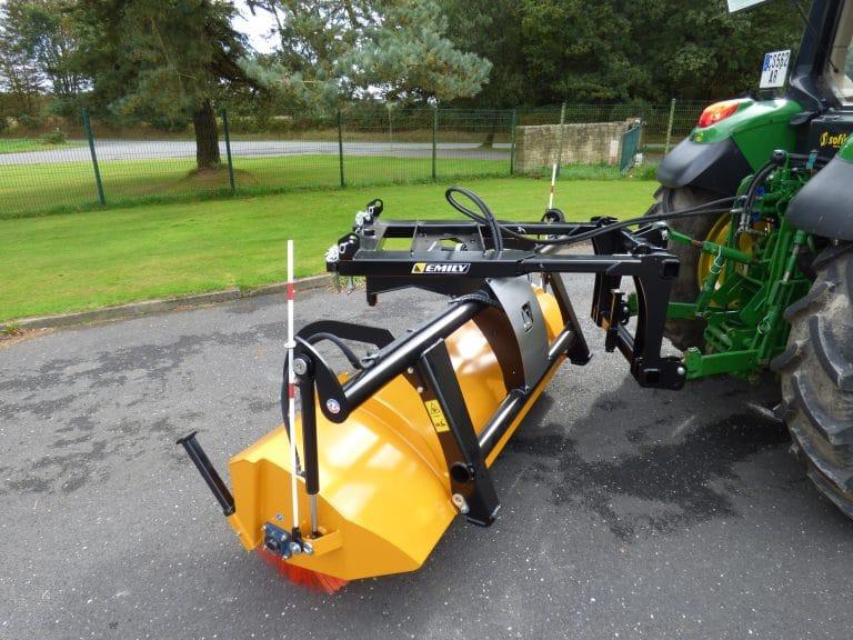 Aero'sweep Kehrmaschine