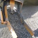 Materialschaufel