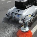 Industrielle Kehrmaschine ohne Anschlüsse Leader'Clean